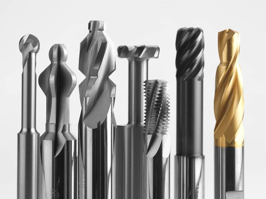 Herramientas de corte especial de metal duro para la industria